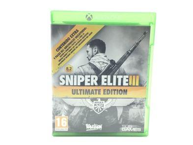 sniper elite iii goty xboxone