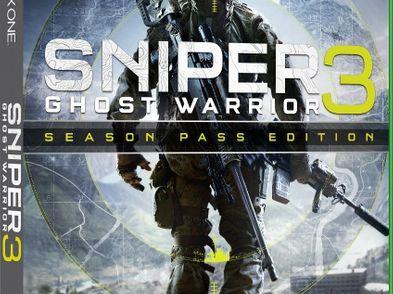 sniper ghost warrior 3 season pass edition xboxone