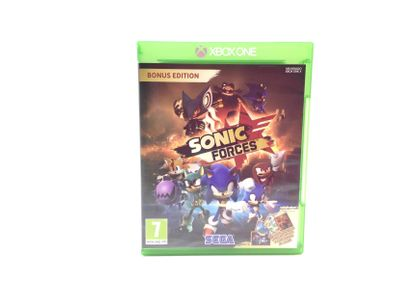 sonic forces day one xboxone