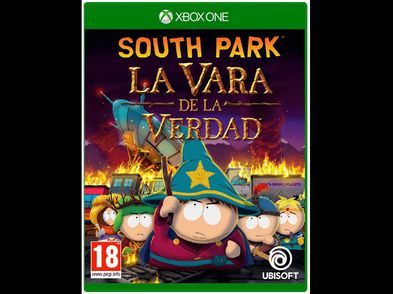 south park: la vara de la verdad hd xboxone