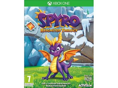 spyro reignited trilogy xboxone