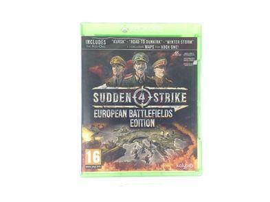 sudden strike 4 european battlefields