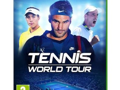 tennis world tour xboxone