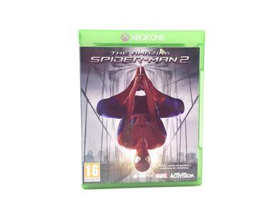 the amazing spiderman 2 xboxone