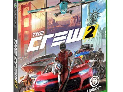 the crew 2 xboxone