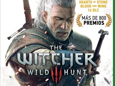the witcher 3 wild hunt goty edition xboxone