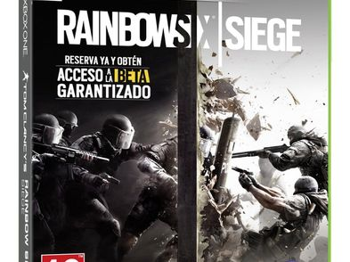 tom clancys rainbow six siege xboxone