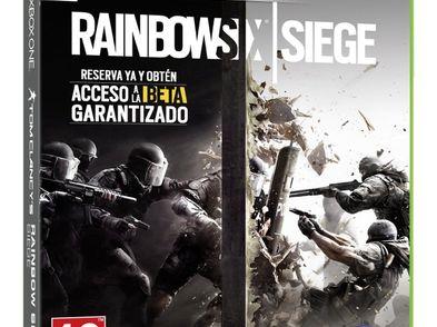 tom clancys rainbow six siege xboxone