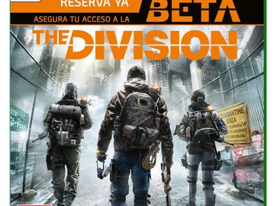 tom clancys the division xboxone