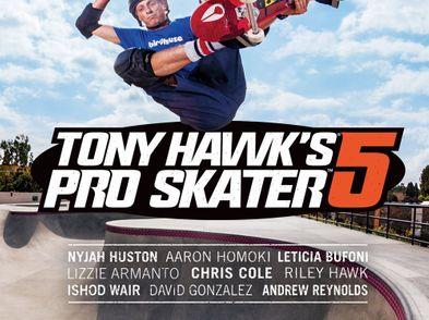 tony hawks pro staker 5 xboxone