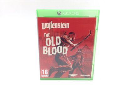 wolfenstein the old blood xboxone version reino unido