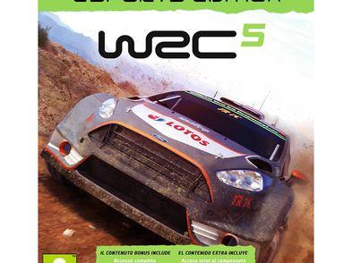 wrc 5 esports edition xboxone