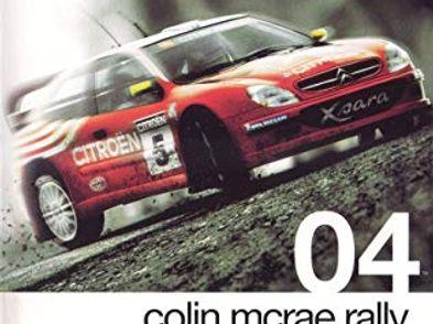 colin mcrae rally 4 xbox