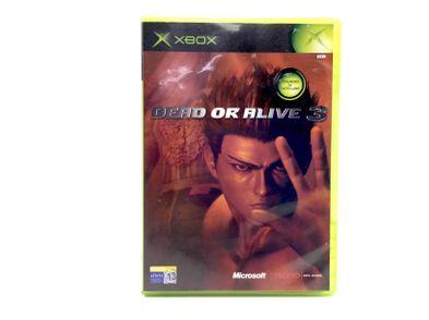 dead or alive 3 xbox
