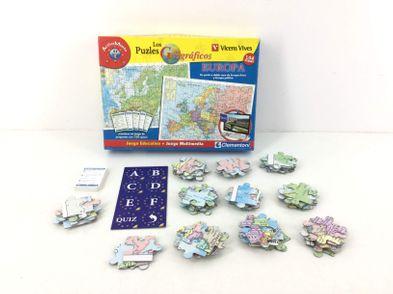 juegos de mesa otros los puzles geograficos