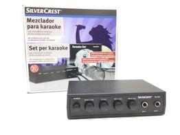 karaoke silvercrest d-59494