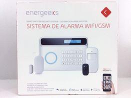 kit alarma energeeks sistema de alarma wifi / gsm 3.0 energeeks