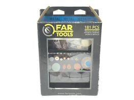 kit herramientas variadas otros far tools 181 pcs