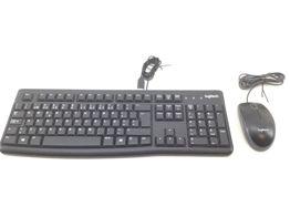 kit teclado e rato logitech k120
