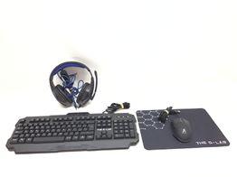 kit teclado y raton otros the g-lab