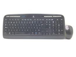 kit teclado y raton logitech mk320