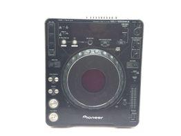 leitor cd pioneer cdj-1000 mk2