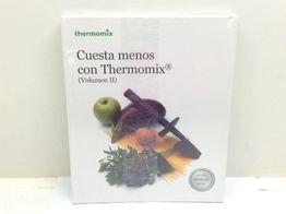 libro cocina otros cuesta menos con thermomix volumen 2