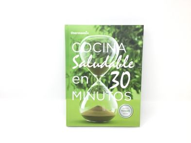 libro cocina vorwerk cocina saludable en 30mnt