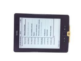 libro electronico amazon kindle d01100