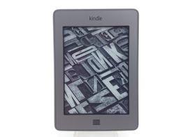 libro electronico amazon kindle touch (2012)
