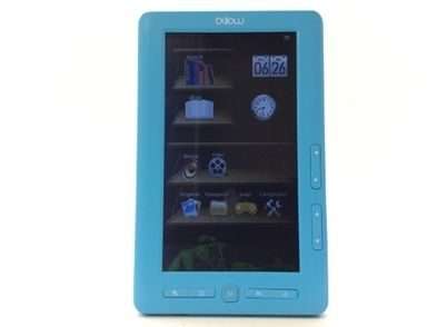 libro electronico billow e02t