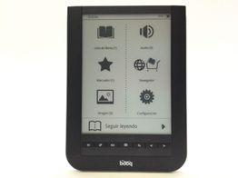 libro electronico booq avant touch + wifi edition