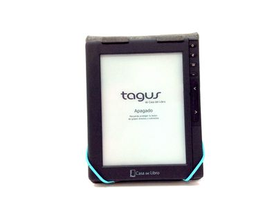 libro electronico tagus tagus