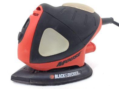 lijadora mouse o delta black and decker ka165gt