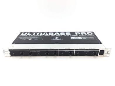 limitador behringer ultraã‡bass pro ex1200