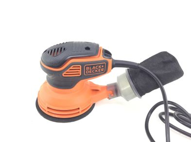 lixadora banda black and decker ka199