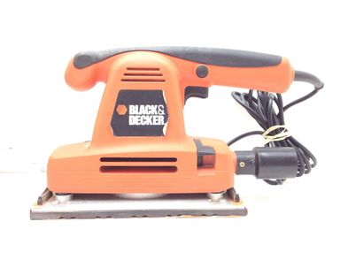 lixadora banda black and decker ka274e