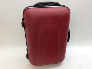 maleta viaje otros rojo