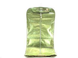 maleta viaje samsonite portatrajes verde