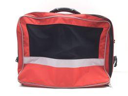 maleta viaje sin marca roja
