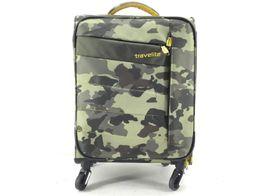 maleta viaje otros camuflaje
