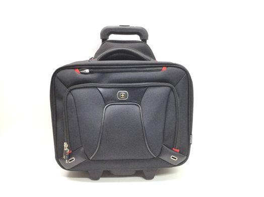 maleta viaje otros negra