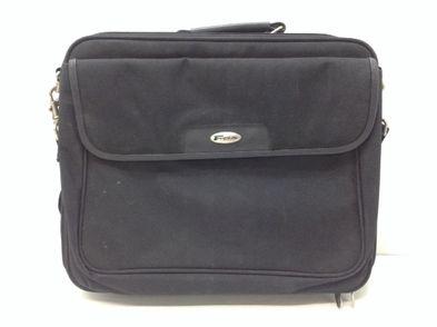 maletin portatil targus negra con asa larga