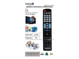 mando  a distancia digivolt lg-45led