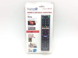 mando  a distancia digivolt so-33 sony
