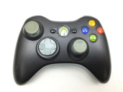 mando xbox 360 microsoft black
