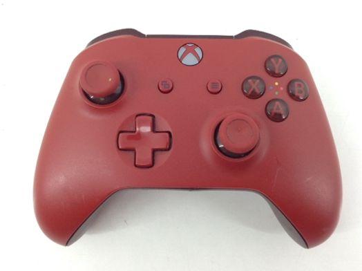 mando xbox one microsoft rojo
