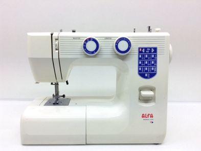 maquina coser alfa 1003