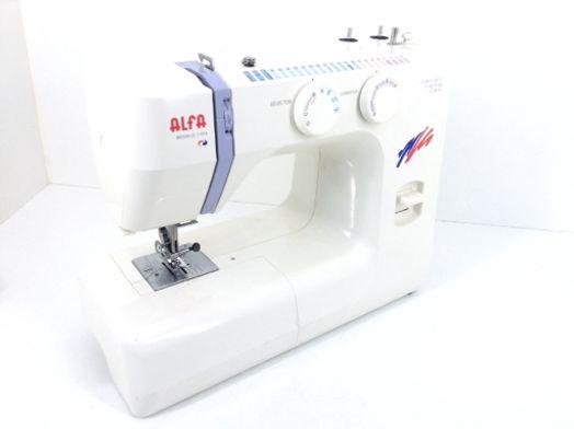 maquina coser alfa 1103