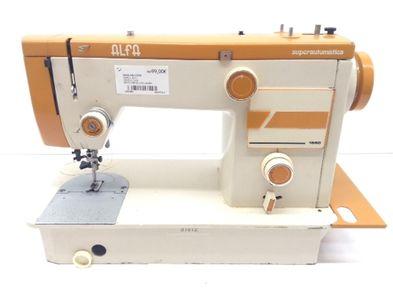 maquina coser alfa 1680